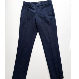 Banana Republic Ryan Slim Straight Pants in Navy